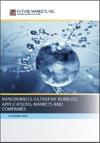 Nanobubbles (Ultrafine bubbles): Applications, markets and companies
