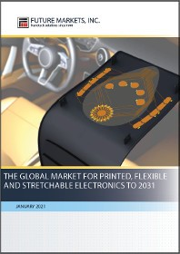 The Global Market for Printed, Flexible and Stretchable Electronics to 2031