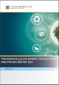 The Nanocellulose Market, Production and Pricing Report 2021